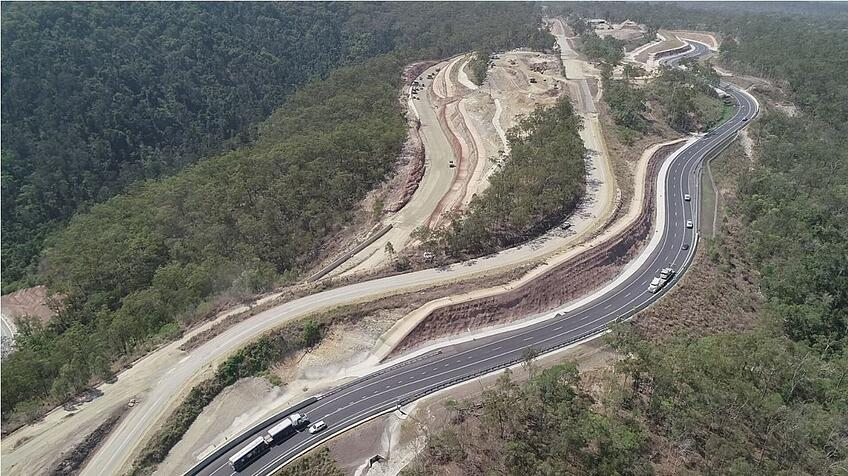 Peak Downs Highway Realignment- Walkerston Bypass