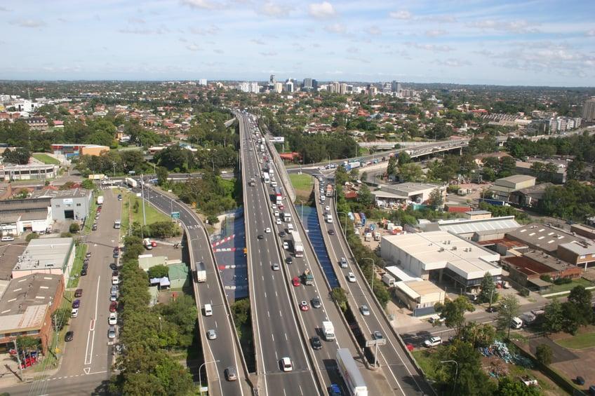 Public transport capacity - Parramatta Road and Victoria Road corridors
