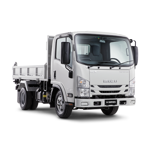 Isuzu Tipper Trucks