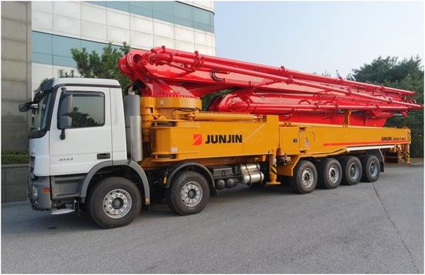 junjin-concrete-pumps