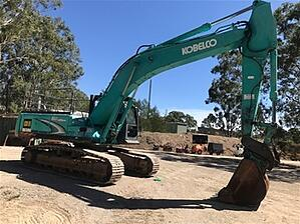 Kobelco 8t excavator nsw