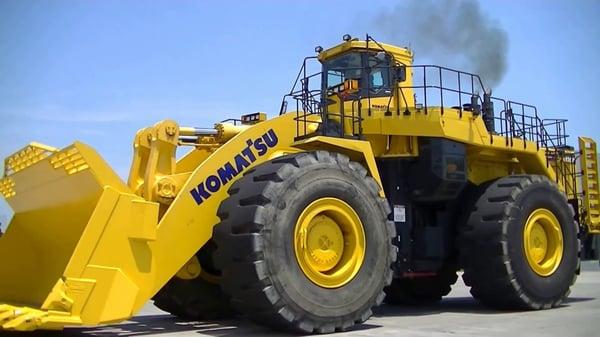 Komatsu WA1200-6