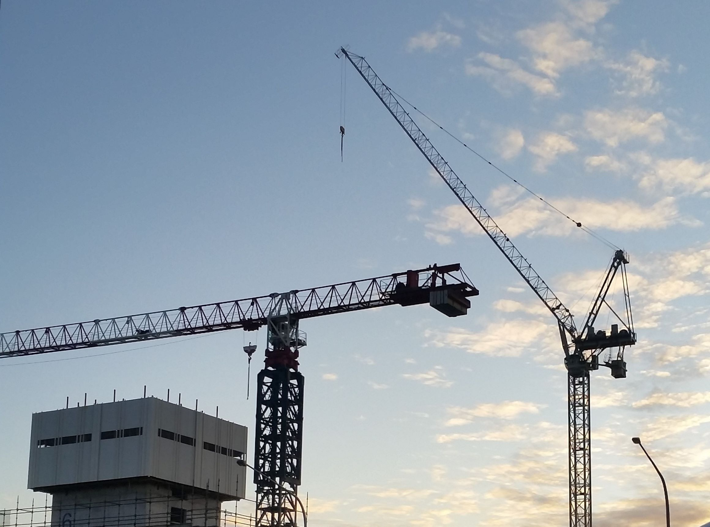 Licence to Operate a Tower Crane CPCCLTC4001A