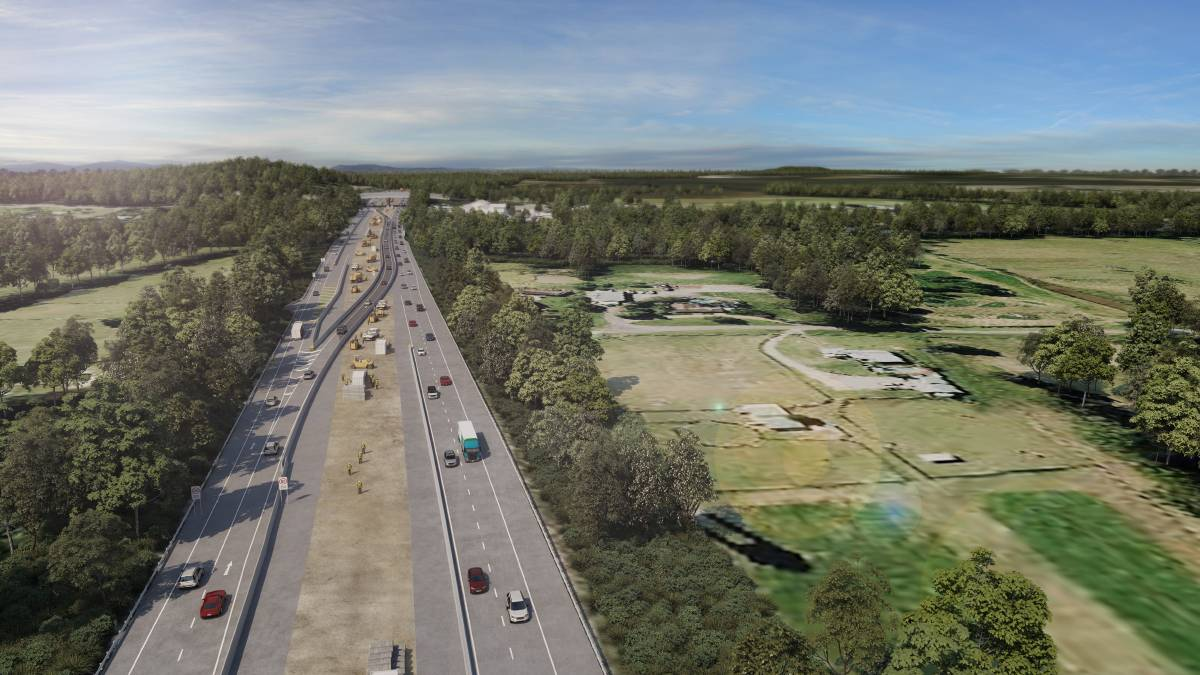 M1 Pacific Motorway Upgrade