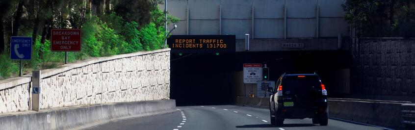 M5 East Tunnel