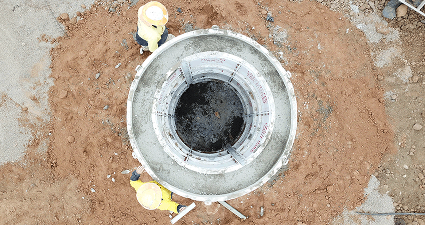 Manhole Form Hire have got you covered!