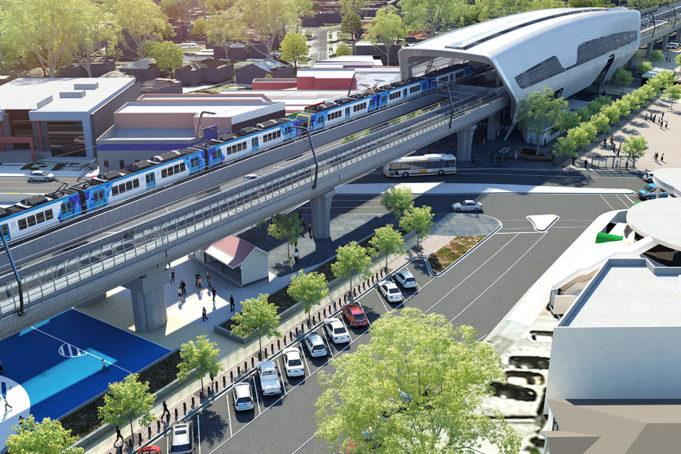 Monash Rail Upgrade