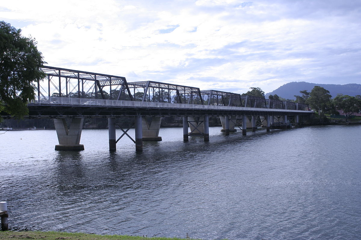 Nowra Bridge Project