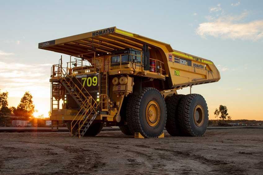 Rigid-Rear-Dump-Truck