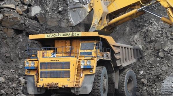 Russia Coal Mining