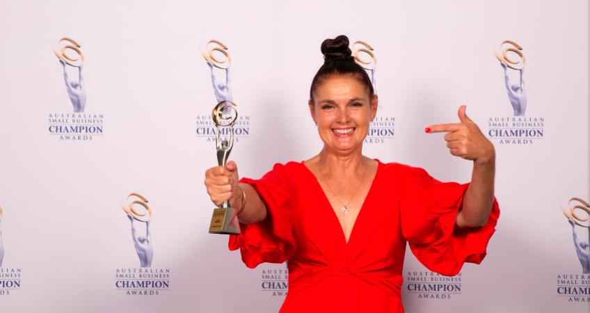 Ruth-at-Australian-Small-Business-Awards
