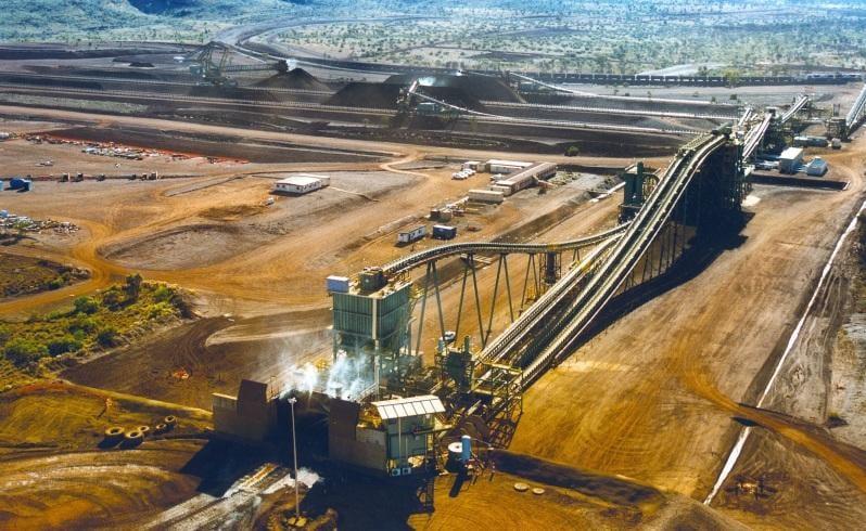 South Flank Mine
