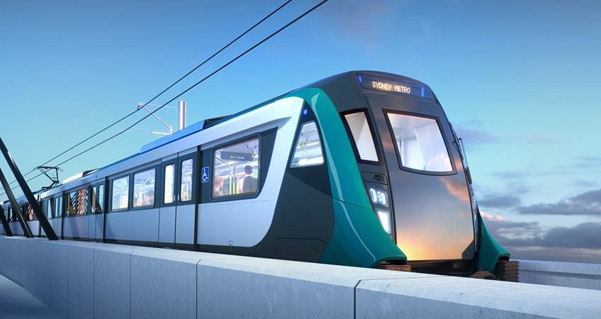 Sydney Metro Illustration