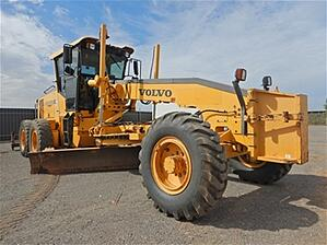 Unreserved 2007 Volvo G930 Articulated Grader SA