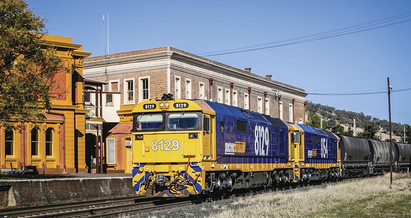Regional Rail