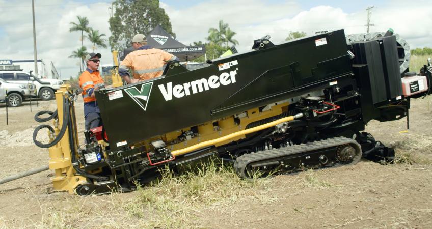 Vermeer D23X30DR Rock Drill