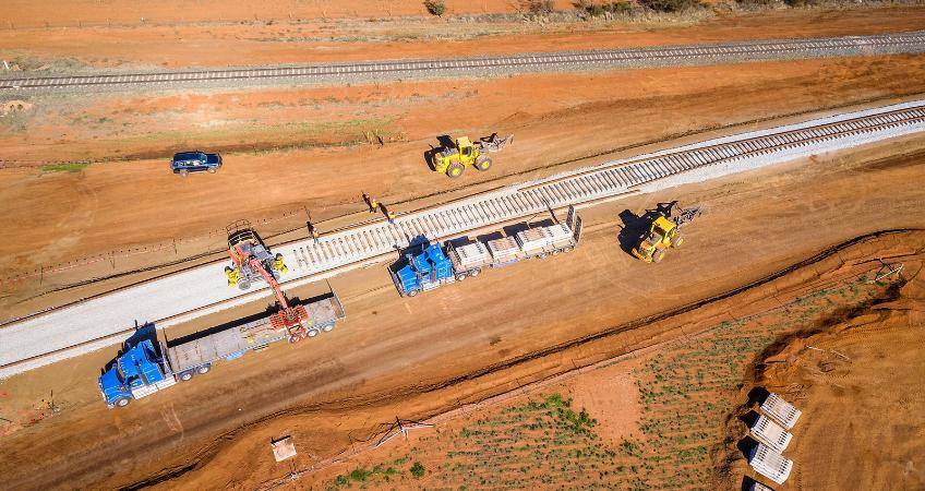 Vermeer-Machinery-Inland-Rail-Project