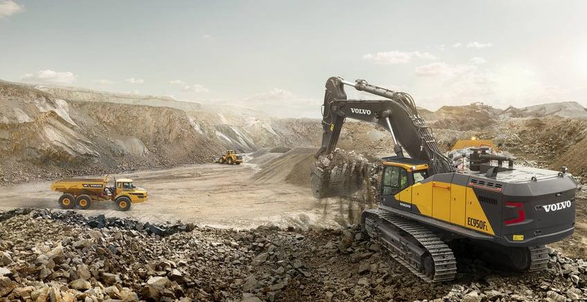 volvo-EC950F-excavator