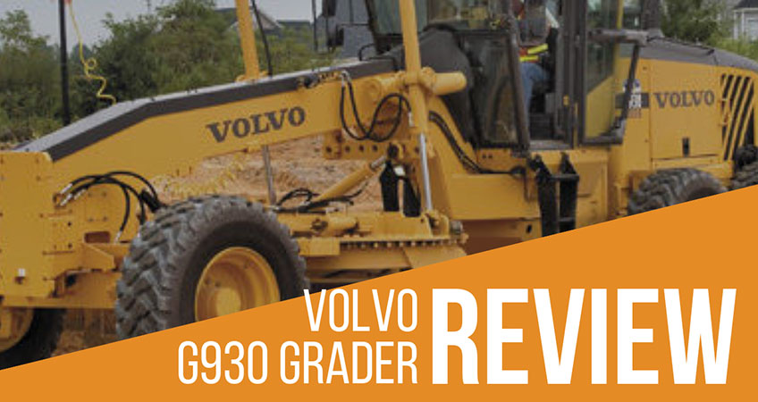 Volvo-G930-Grader-Banner