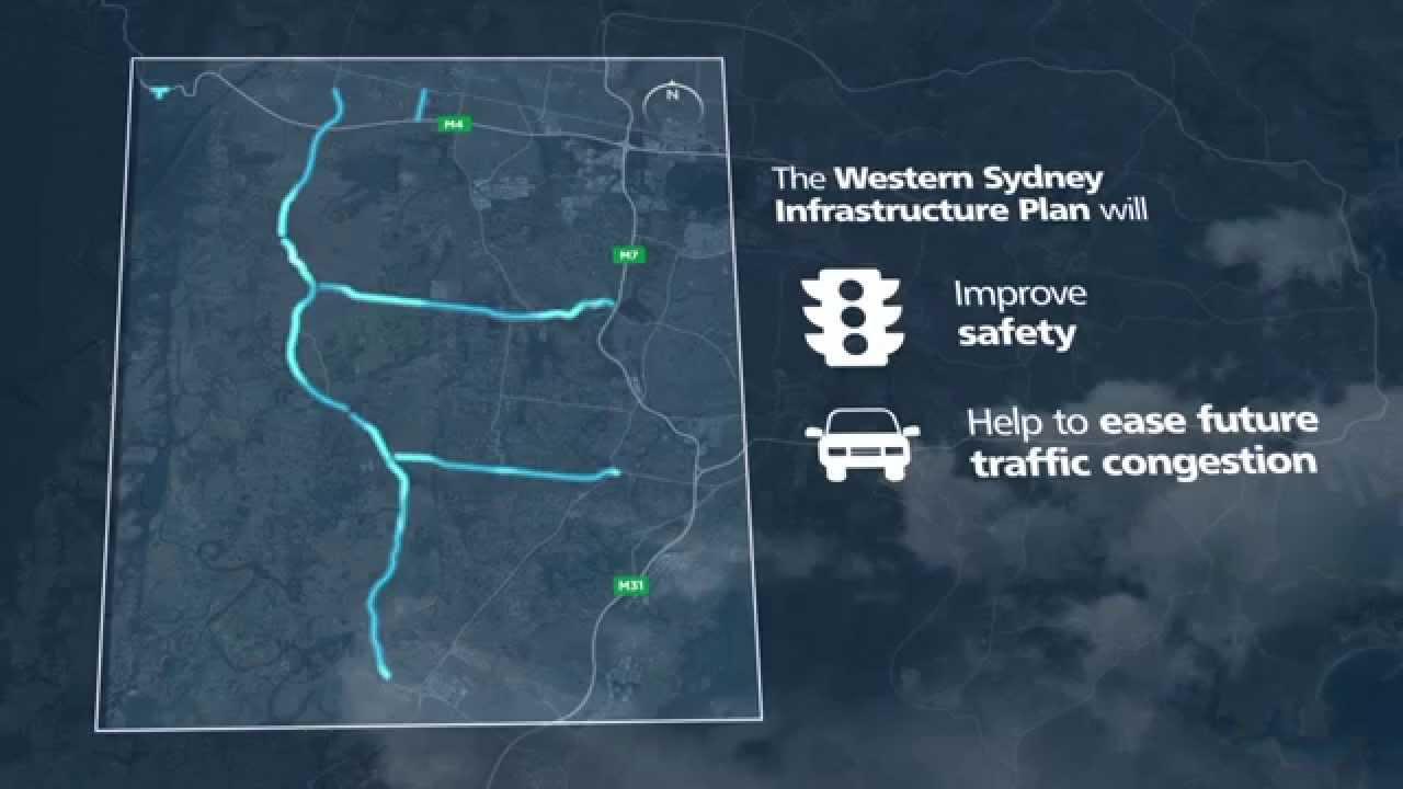 Western Sydney Infrastructure Plan