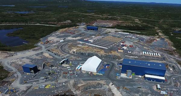 Whabouchi lithium mine