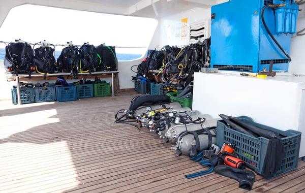 air-compressor-scuba-diving