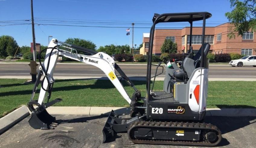 bobcat-e20-mini-excavator