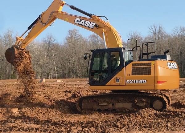 case-excavator