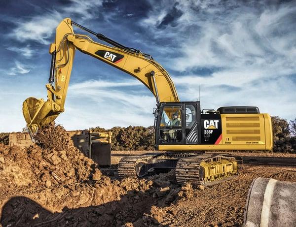 caterpillar-excavator