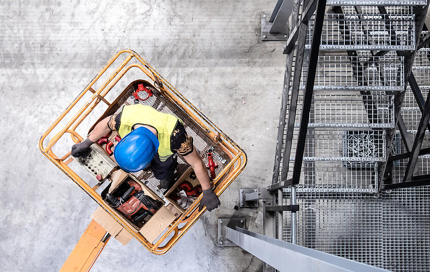 cherry-picker-hire-aerial-view