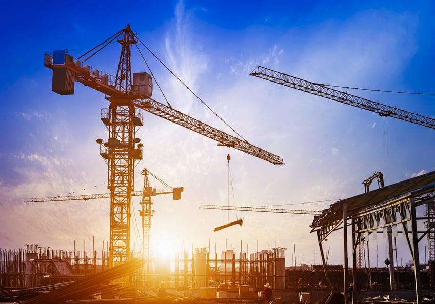 cranes-construction-site