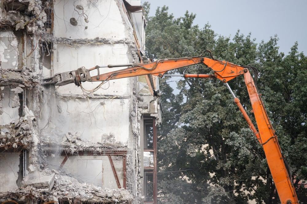 demolition-hire