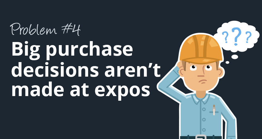 problems with construction expos