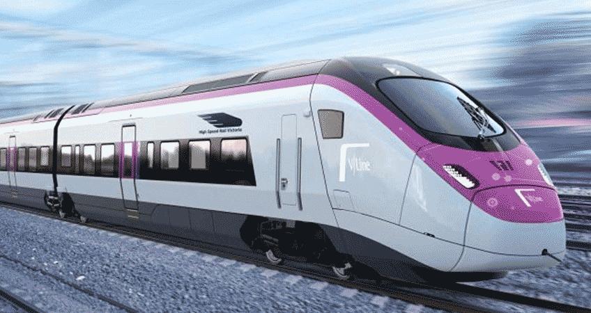 Geelong Rail Line