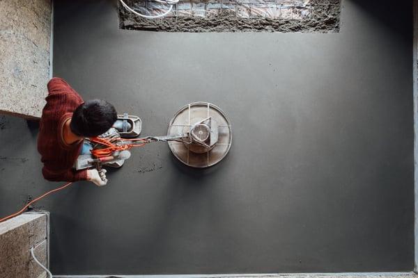 how-to-polish-concrete-floors
