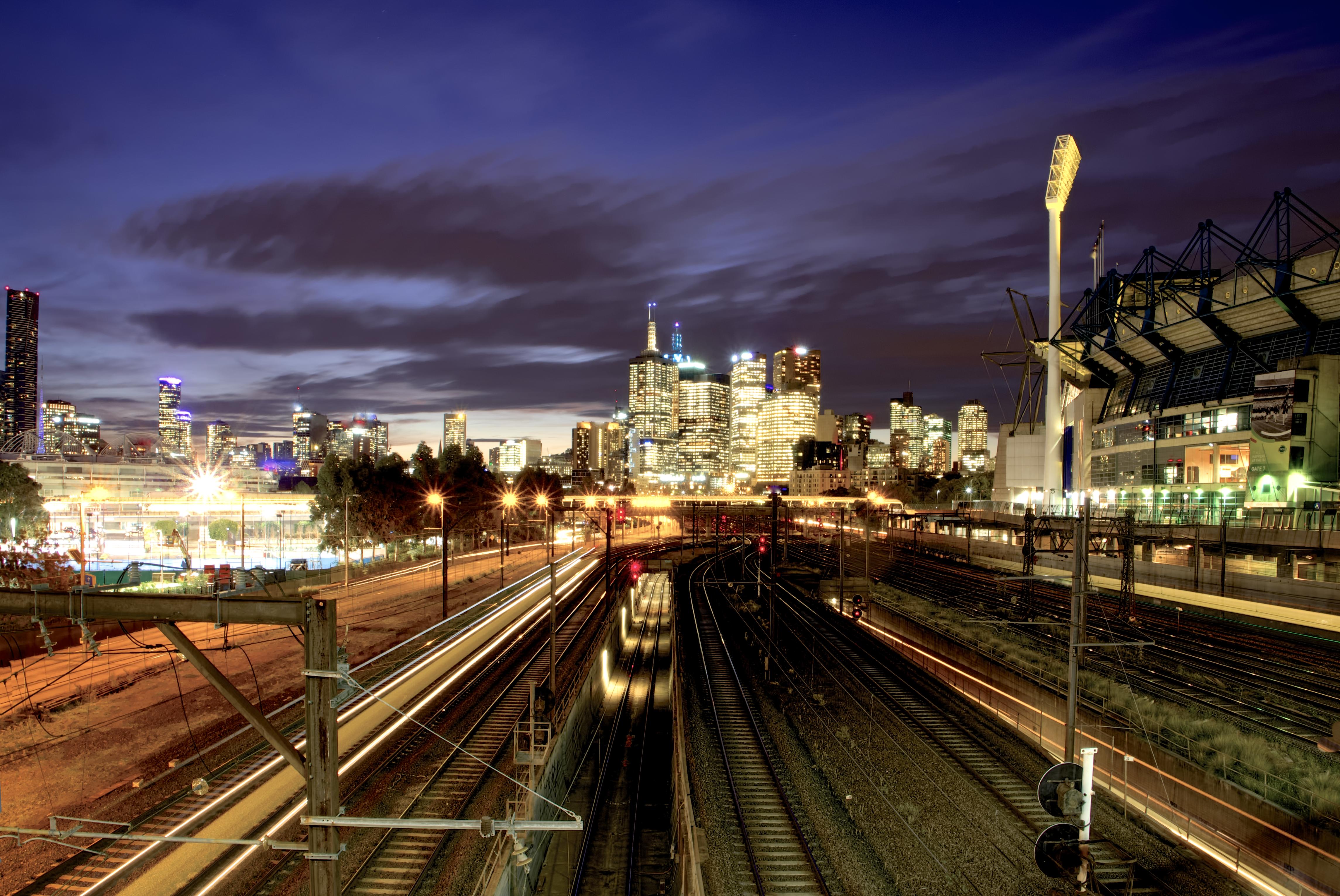 melbourne-rail