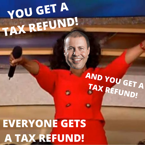 oprah-frydenberg-tax-refund