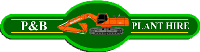 p and b plant hire