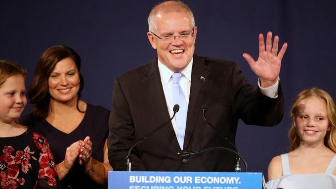scomo-wins-election