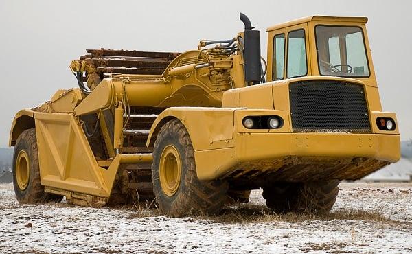 scraper-earthmoving