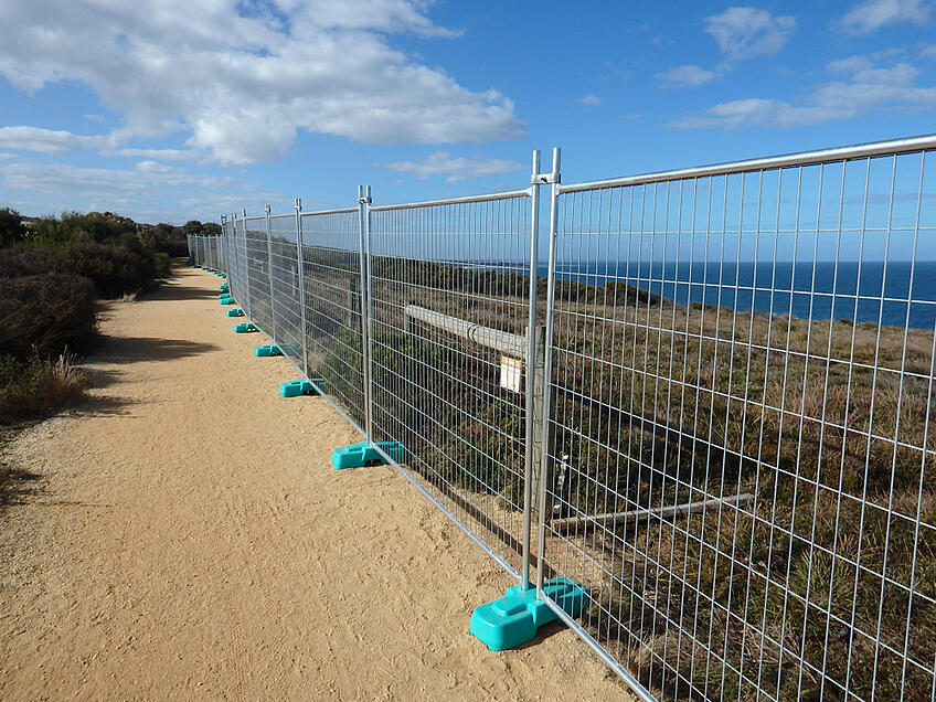 Temporary Fence Hire Rates