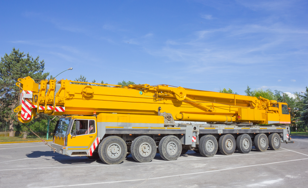 A Guide to Crane Hire Rates: What Should You Be Paying? | iSeekplant