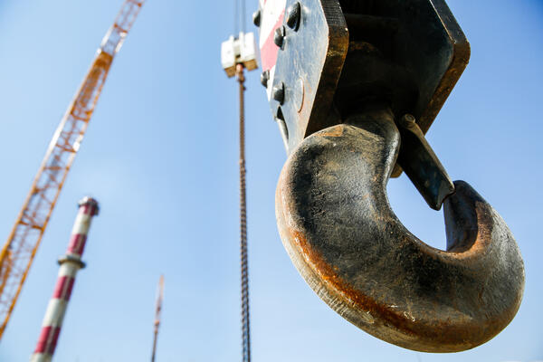 mobile-lifting-crane-hook-construction-site