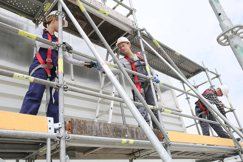 Scaffolding Hire Rates