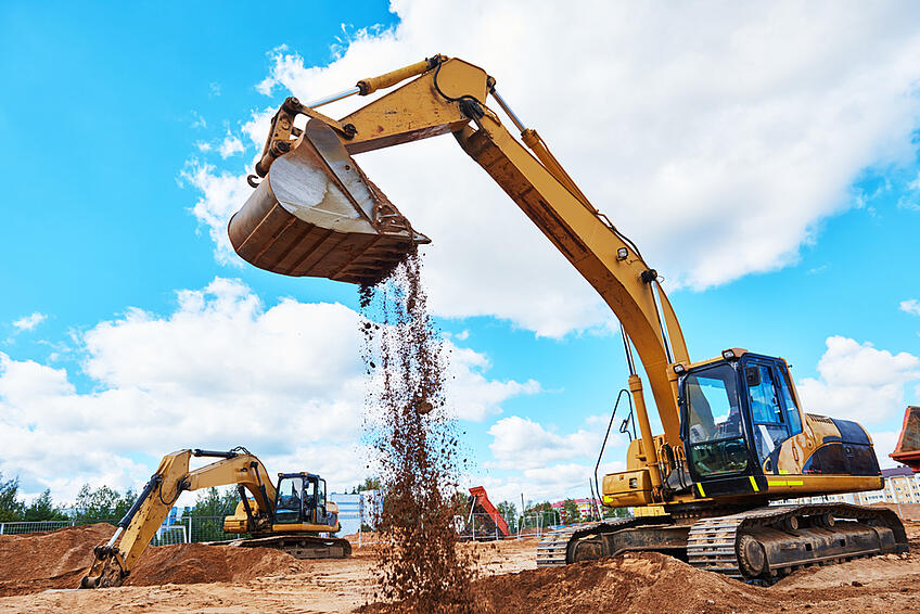 Types of Machines Essential to The Demolition Industry