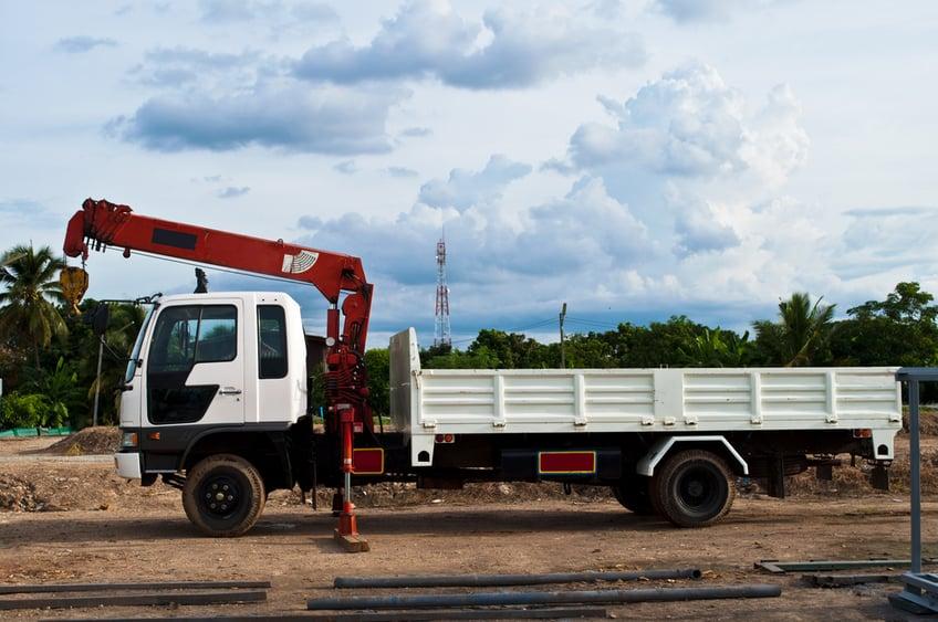 Crane Truck Hire Rates