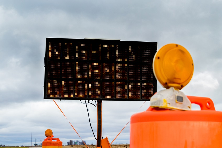 traffic-light-message-board