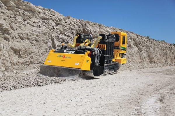 vermeer-t1255III-single-sided-surface-miner