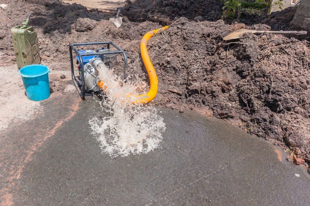 water-pump-hire