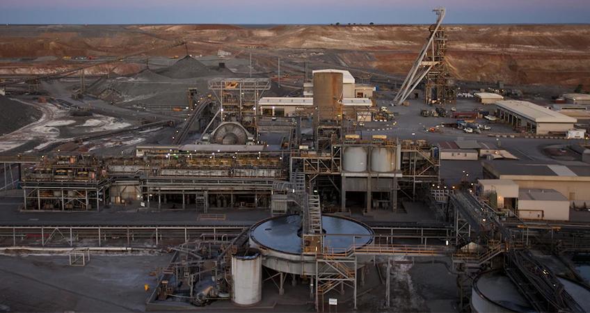 Nickel Mine in Leinster, WA